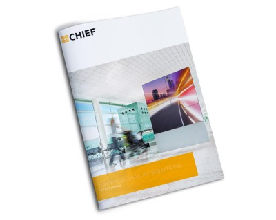 Catálogo CHIEF
