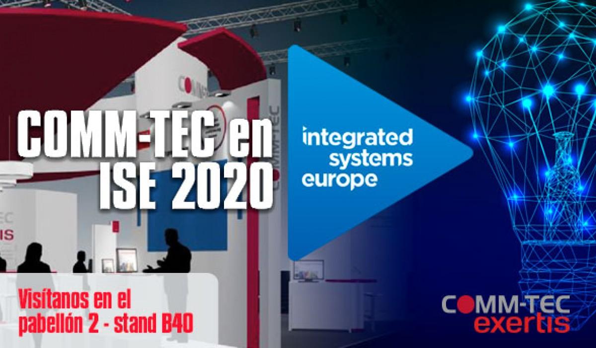 COMM-TEC en ISE 2020