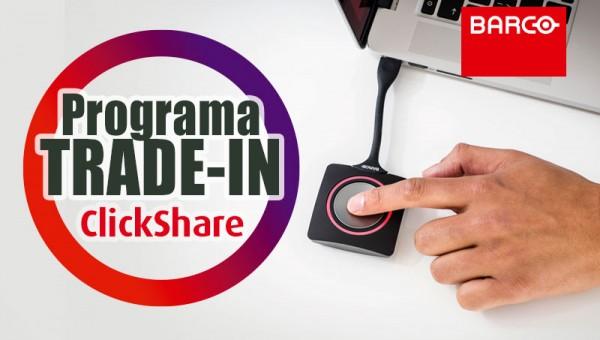Nuevo Programa TRADE-IN ClickShare