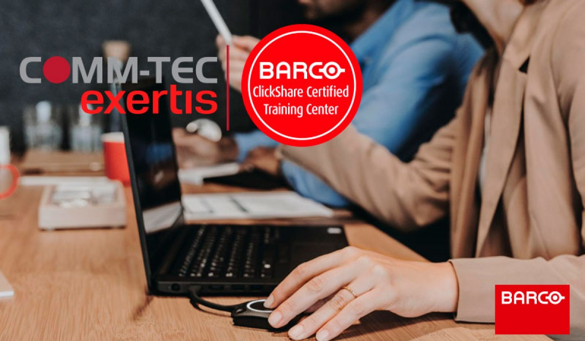 BARCO Certified Training Center