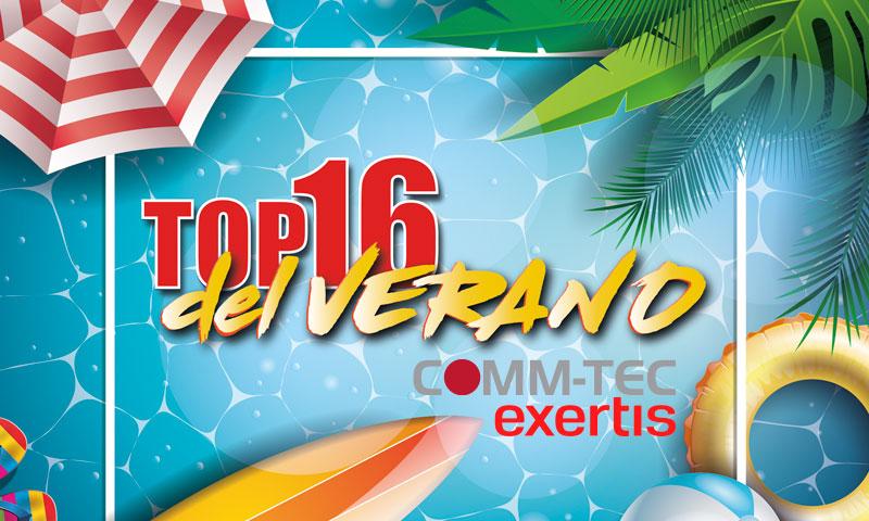 TOP16 VERANO