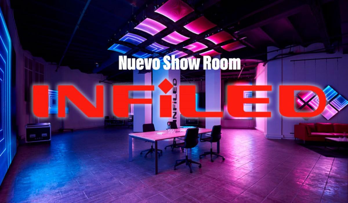 Nuevo Show Room INFiLED