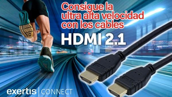 HDMI 2.1 ULTRA ALTA VELOCIDAD