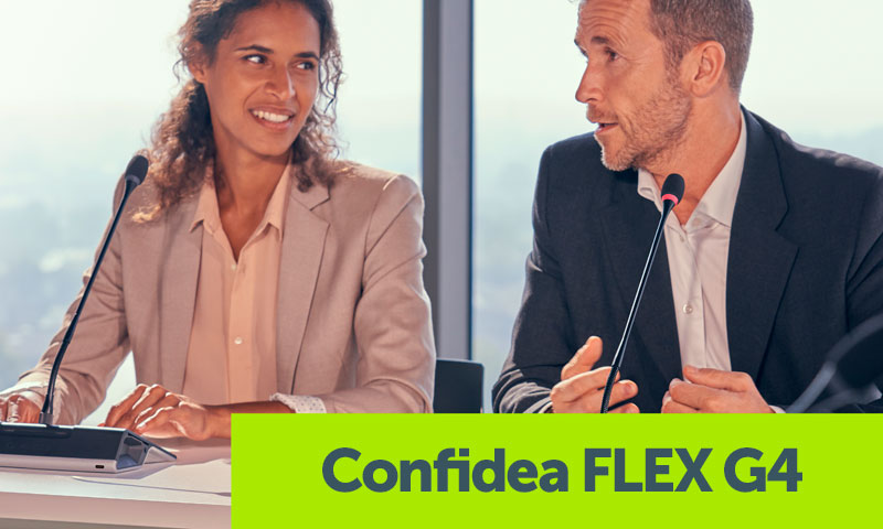 Confidea Flex G4