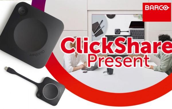 Nuevo ClickShare Present