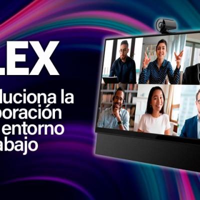 Monitor táctil FLEX