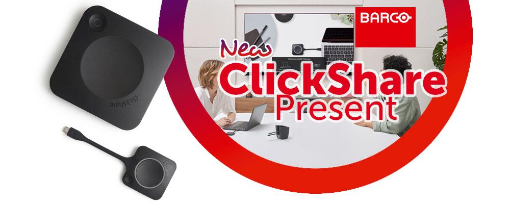 ClickShare Present
