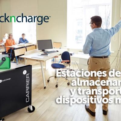 Distribución LocknCharge