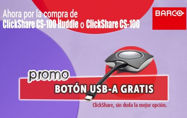 Promo ClickShare BOTÓN GRATIS