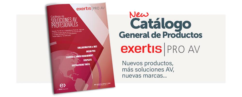 Catálogo Exertis Pro AV